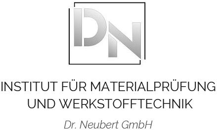 Institut für Materialprüfung und Werkstofftechnik Dr. Neubert GmbH - Logo